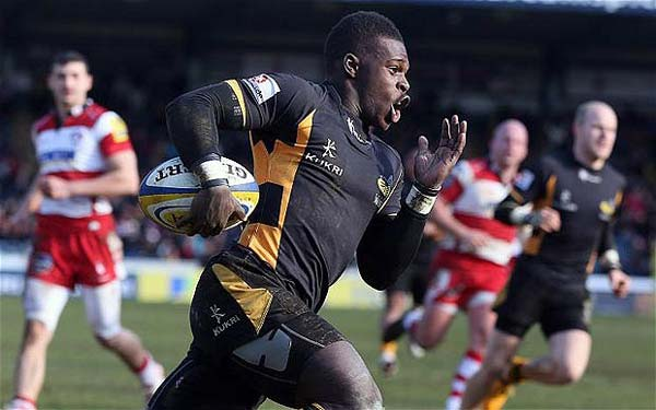 Fastest Rugby Star Inks With Lions