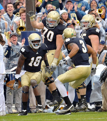 2012 Notre Dame Fighting Irish Football Preview