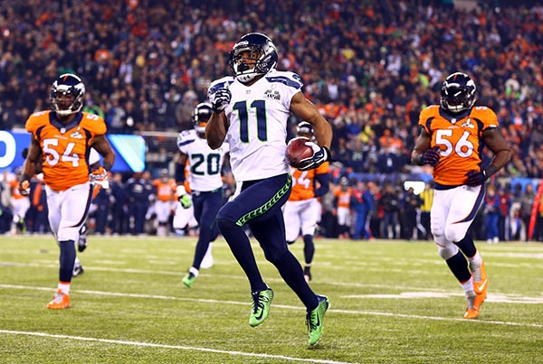 Percy Harvin Could Be The Key To Seattle's Title Defense